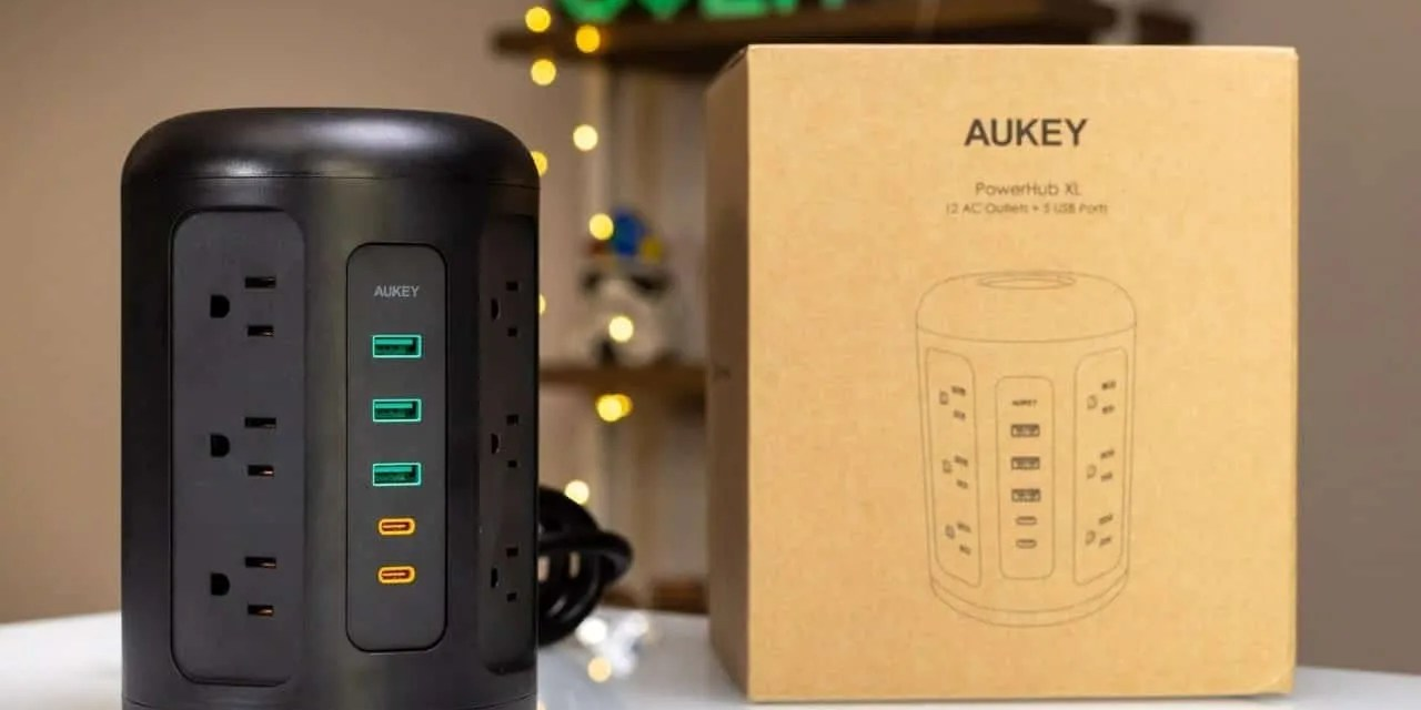 AUKEY PA-S24 PowerHub XL REVIEW