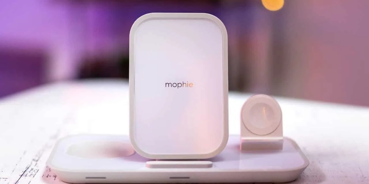 Mophie 3 In 1 Wireless Charging Stand Review Macsources 377,388 likes · 182 talking about this. mophie 3 in 1 wireless charging stand