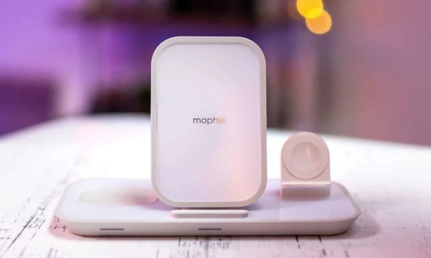 Mophie 3-in-1 Wireless Charging Stand REVIEW