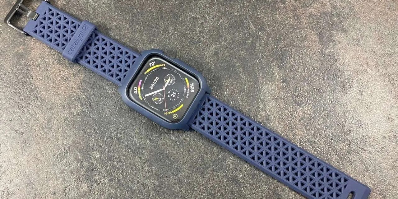 Catalyst Impact Protection Apple Watch Case REVIEW