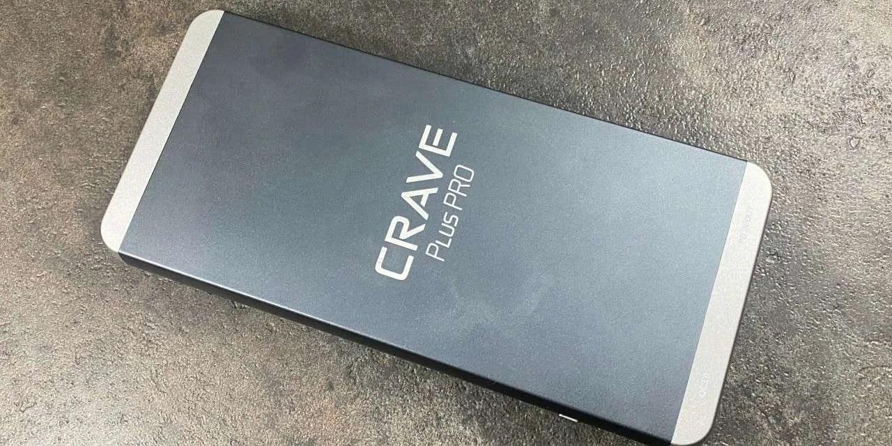 CRAVE Plus Pro 20,000 mah Battery REVIEW