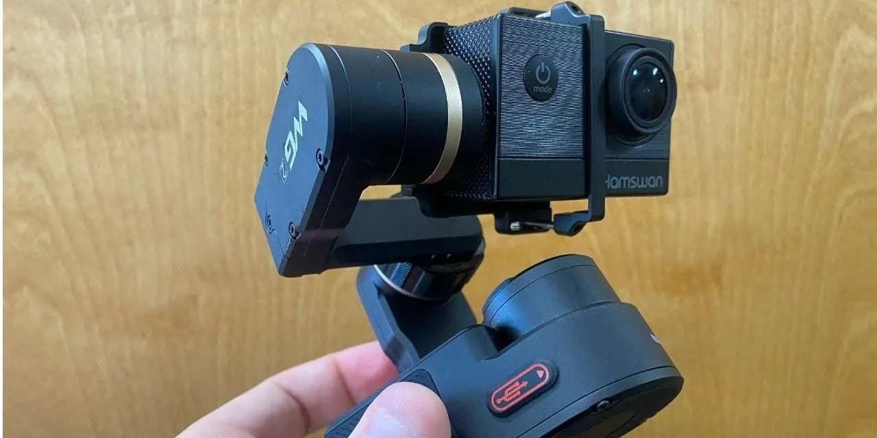 Feiyutech WG2 Action Camera Gimbal REVIEW