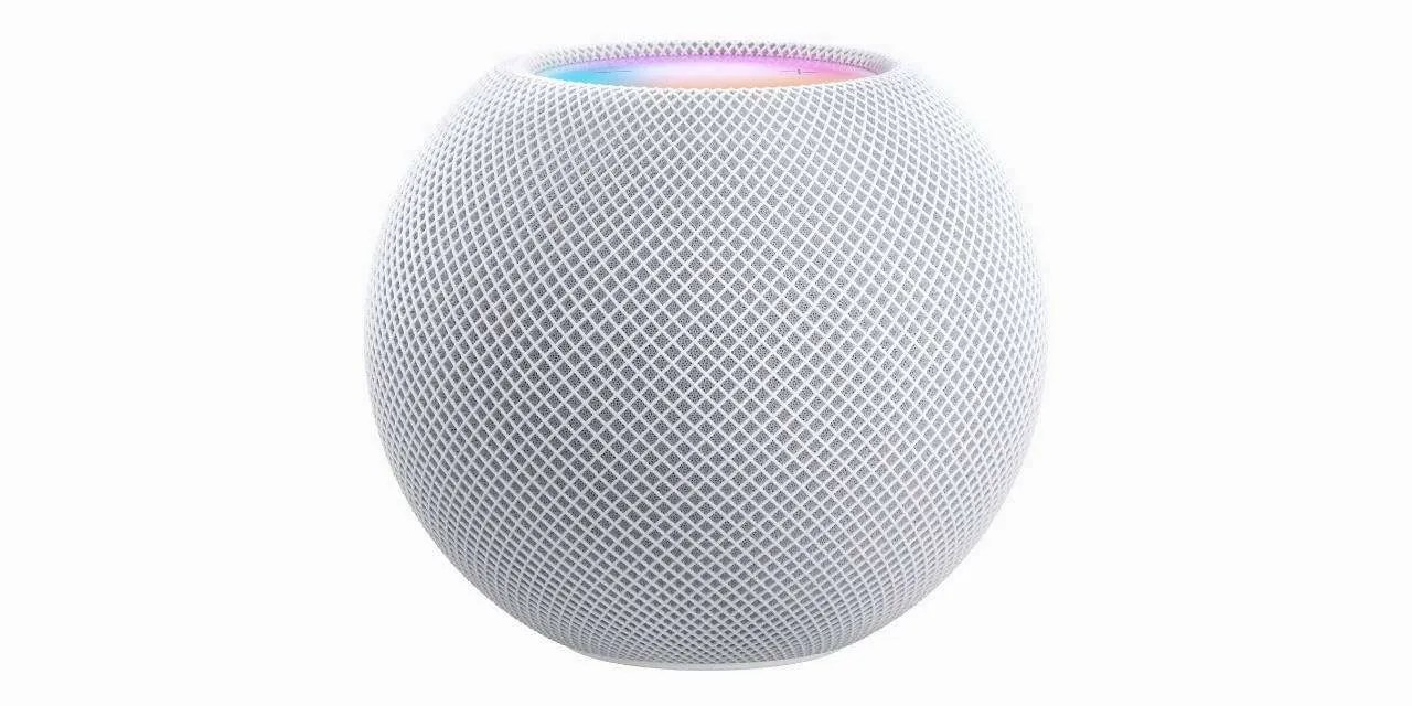Apple Introduces HomePod Mini NEWS