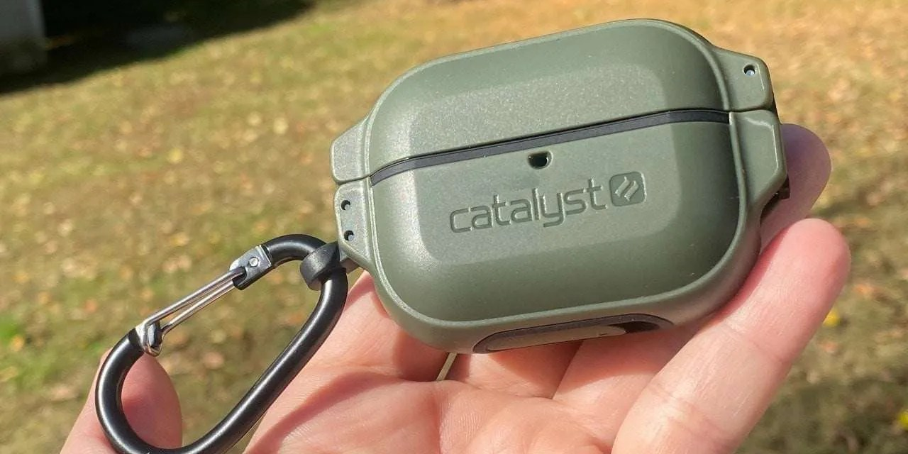Catalyst Total Protection Airpods Pro Case REVIEW