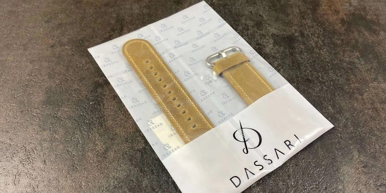 Straps Co Apple Watch Bands REVIEW