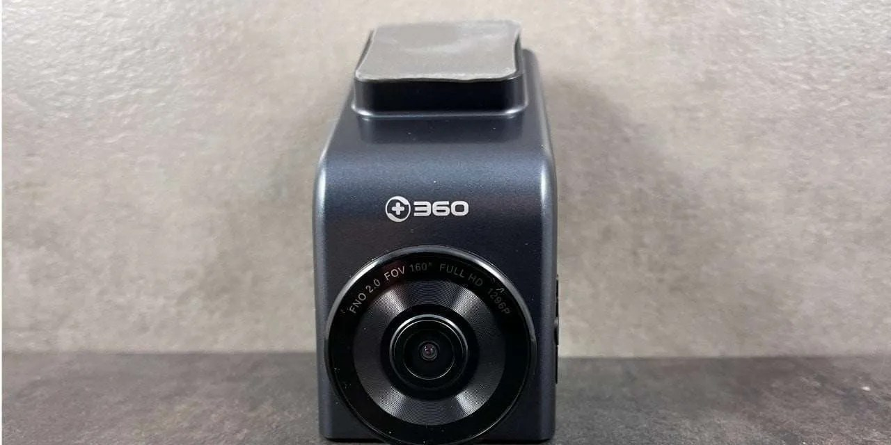360 Dash Cam G300H REVIEW