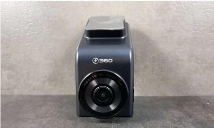 360 Dash Cam G300H REVIEW