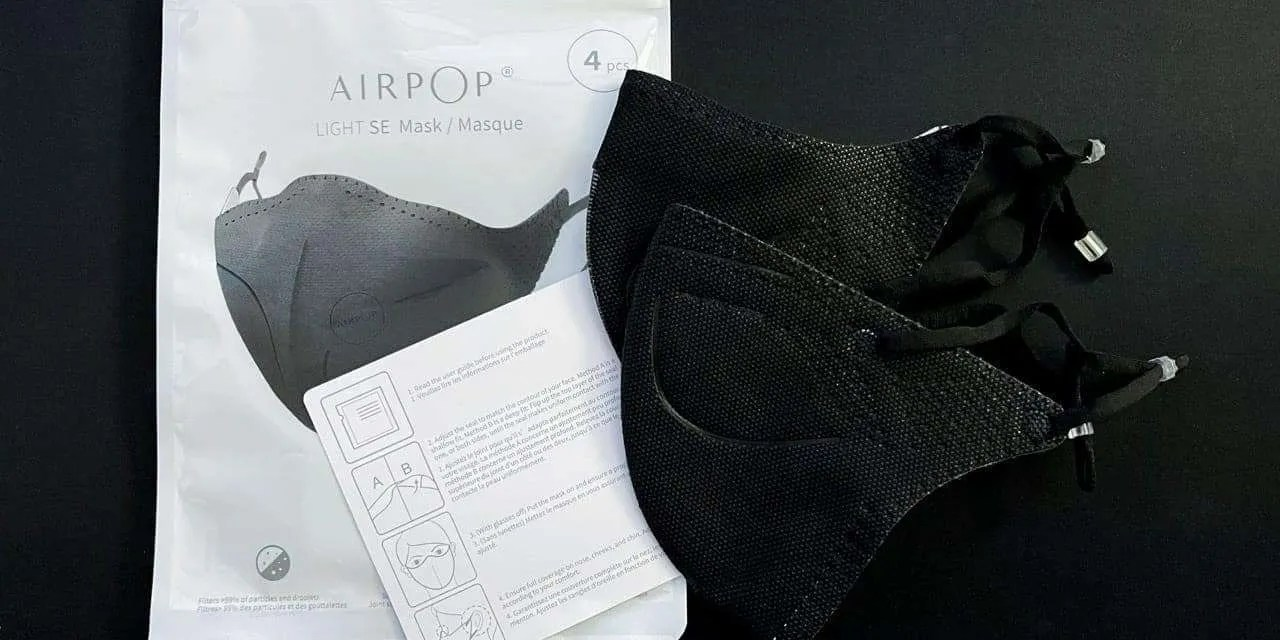 Airpop Light SE Mask REVIEW