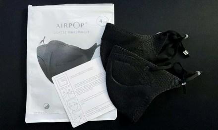 Airpop Light SE Mask REVIEW