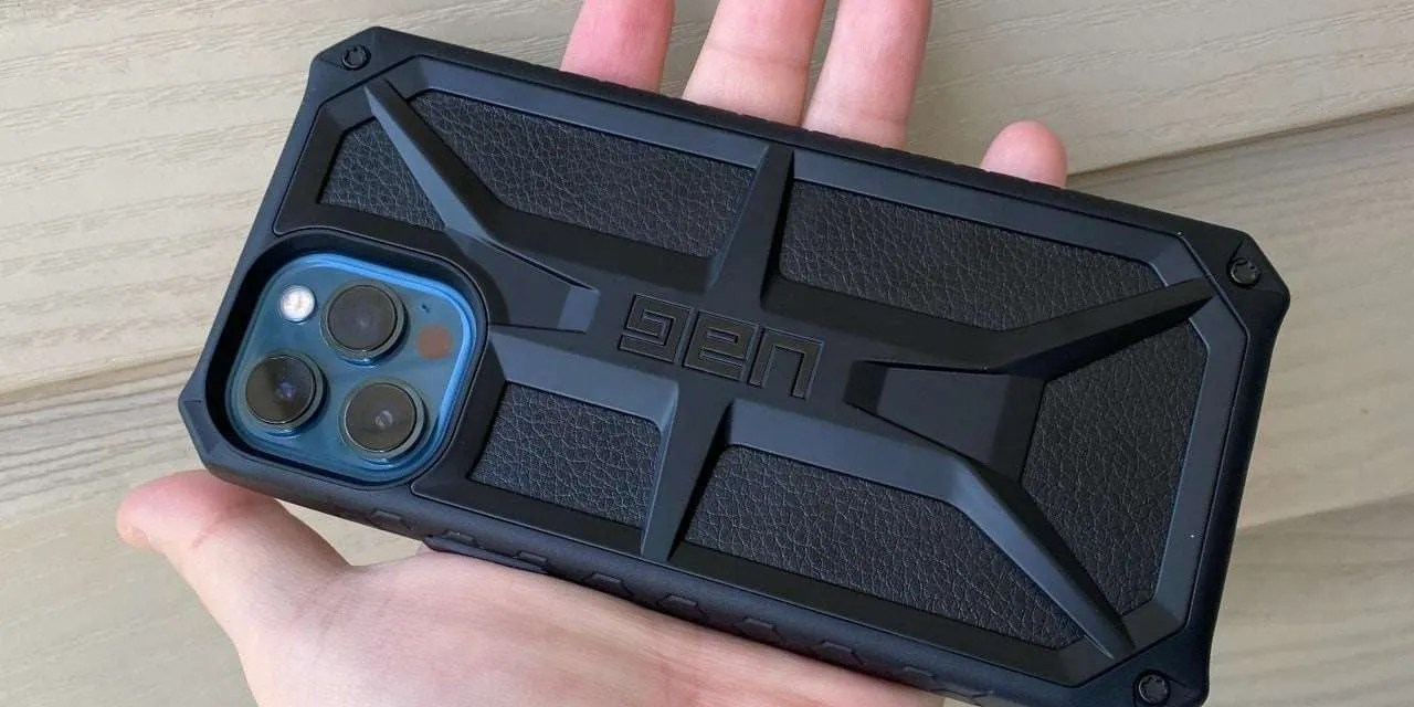 UAG Monarch Series iPhone 12 Pro Max Case review