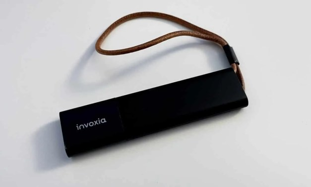 Invoxia GPS tracker REVIEW