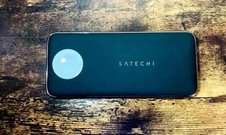 Satechi Quatro Wireless Power Bank REVIEW