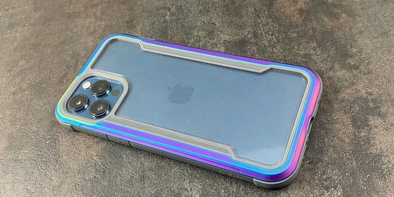 X-Doria Raptic Shield Case for iPhone 12 Pro Max REVIEW