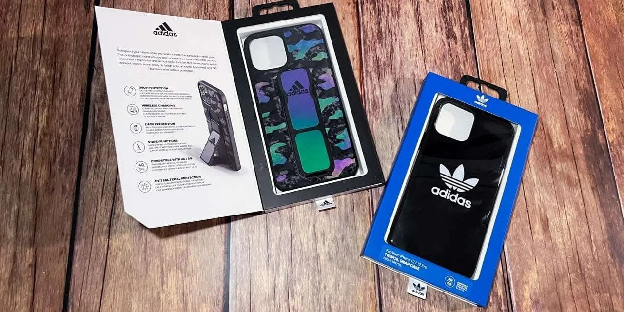 Adidas iPhone Cases REVIEW