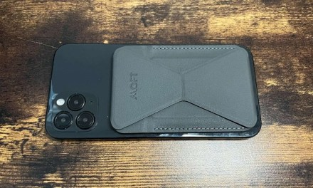 MOFT Snap-On Phone Stand & Wallet REVIEW