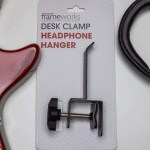 GATOR Frameworks Desk Clamp Headphone Hanger REVIEW