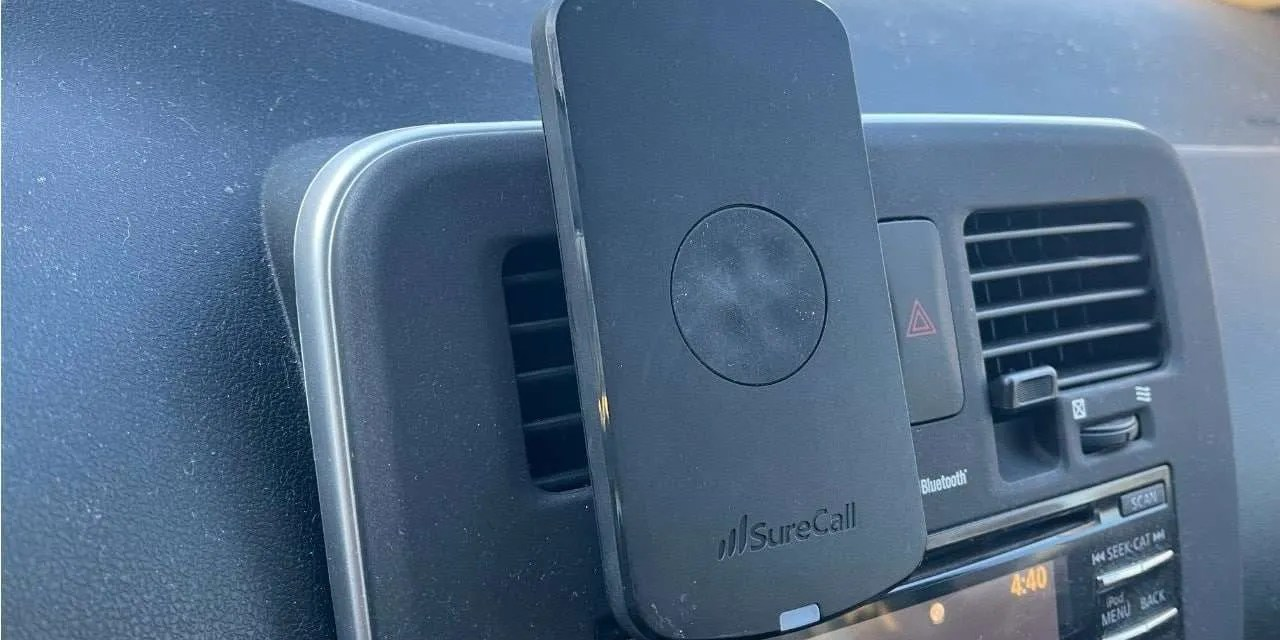 SureCall FusionTrek Cell Phone Signal Booster REVIEW