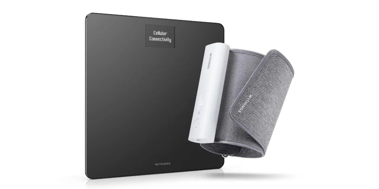 Withings Health Solutions Launches Cellular Devices NEWS