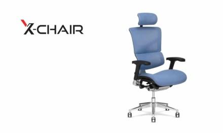 X-Chair X3-HMT ATR Mgmt Chair REVIEW