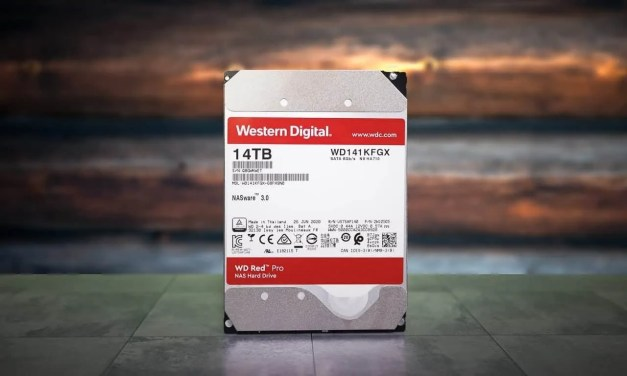 "14TB WD Red Pro 3.5"" NAS HDD REVIEW"