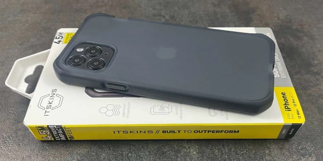 ITSKINS Supreme Frost iPhone 12 Pro Case REVIEW