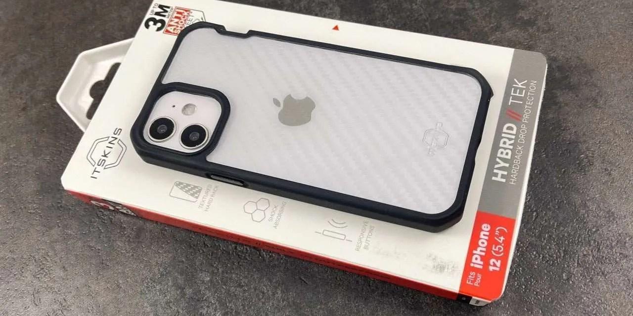 ITSKINS Hydrid TEK iPhone 12 5.4″ Case REVIEW
