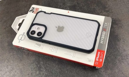 ITSKINS Hydrid TEK iPhone 12 5.4″ Case REVIEW