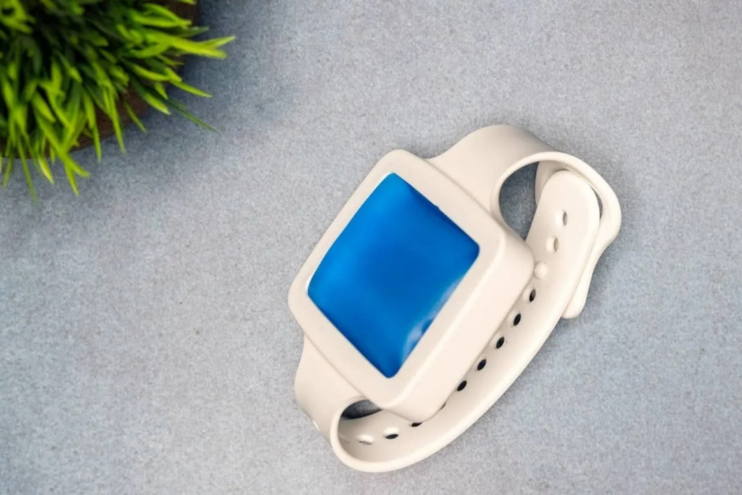 COOLING CUFF BODY COOLING WEARABLE