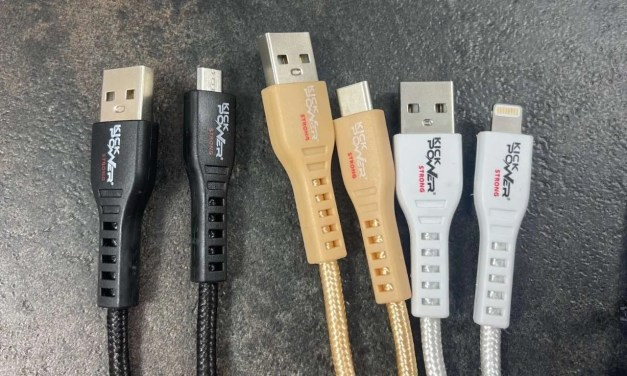 KickPower 10 Ft USB-A Cable REVIEW