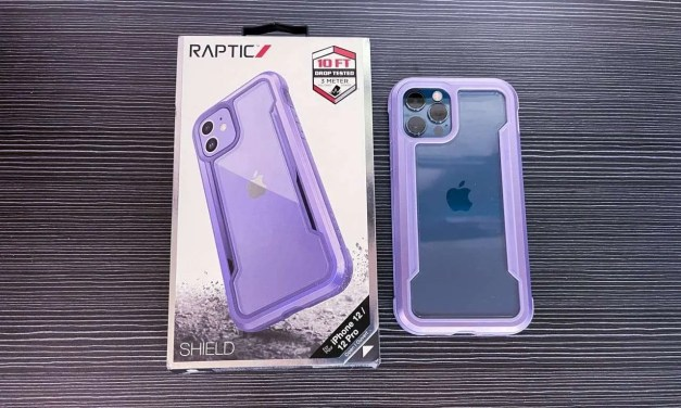 Raptic Shield iPhone Case – Purple Edition REVIEW