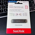 SanDisk iXpand Flash Drive Luxe REVIEW