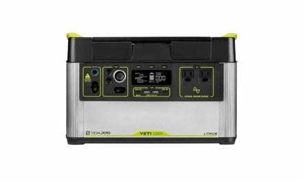 Goal Zero Announces All-New Yeti 1000X, Bringing Versatile Portable Power to More People NEWS