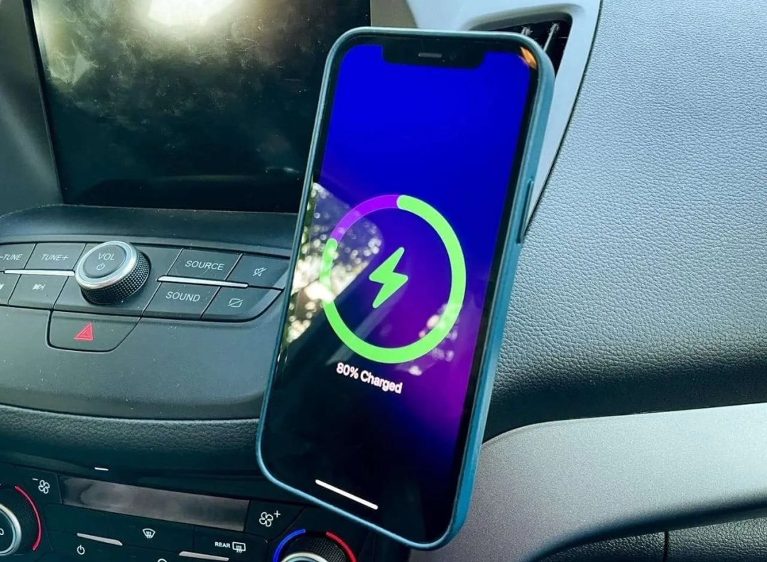 MOPHIE SNAP+ WIRELESS VENT MOUNT