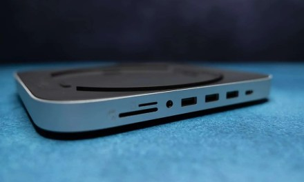 Satechi TYPE-C Aluminum Stand & Hub for Mac Mini REVIEW
