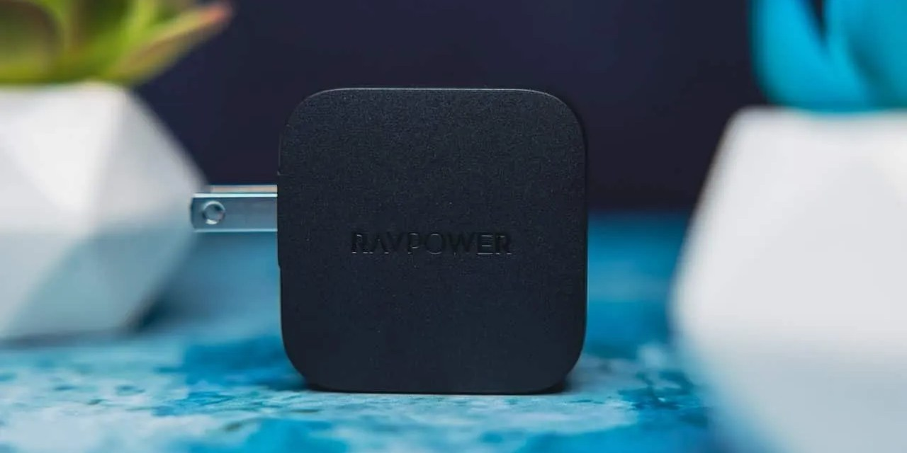 RAVPower 40W 2-Port iPhone Fast Charger REVIEW