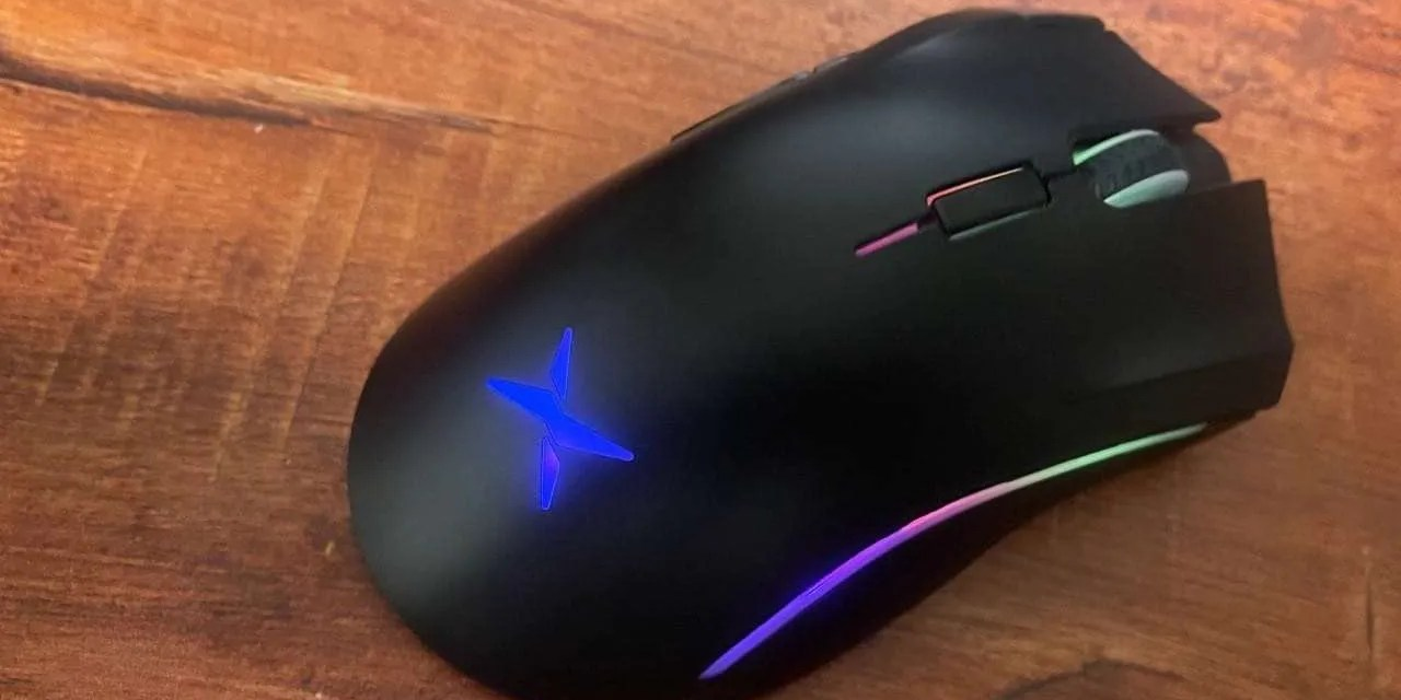 Delux 625Plus Gaming Mouse REVIEW
