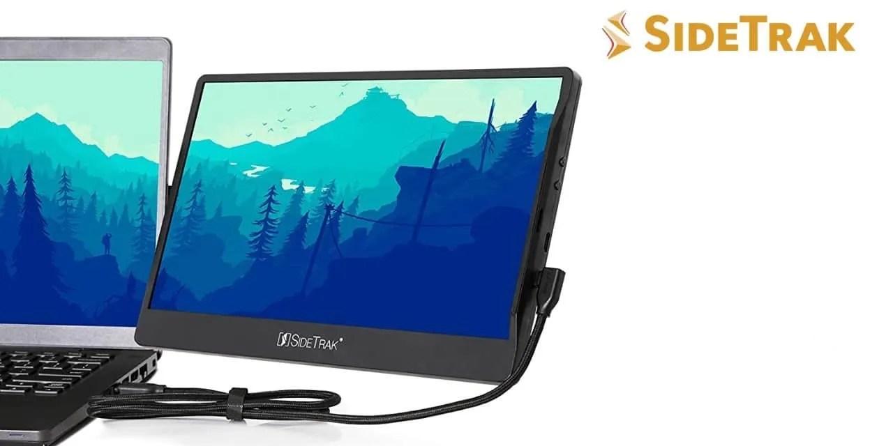 SideTrak Swivel Portable Monitor for Laptops REVIEW