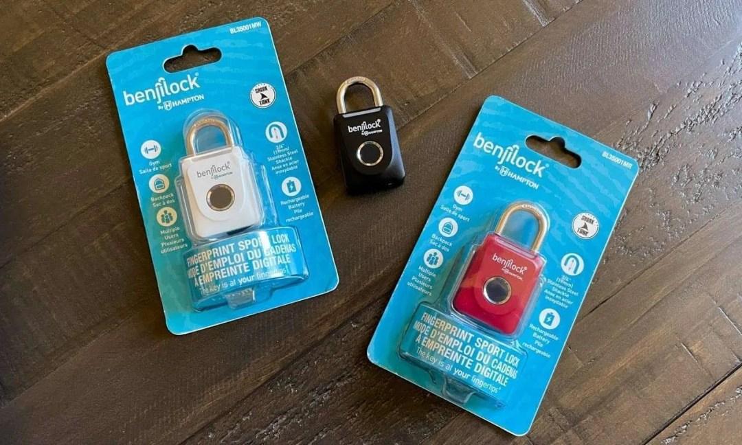 Benjilock-BikeLock-SportLock