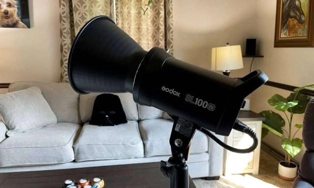 Godox SL100Bi Video Light REVIEW