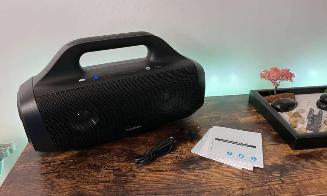 SoundCore Motion Boom Bluetooth Speaker