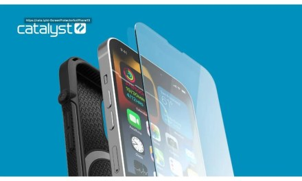 Catalyst Launches Drop Proof Protection Cases for New iPhone 13 Series NEWS