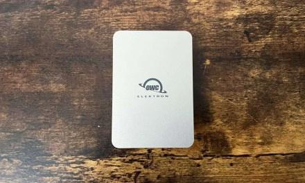 OWC Envoy Pro Elektron Portable SSD REVIEW