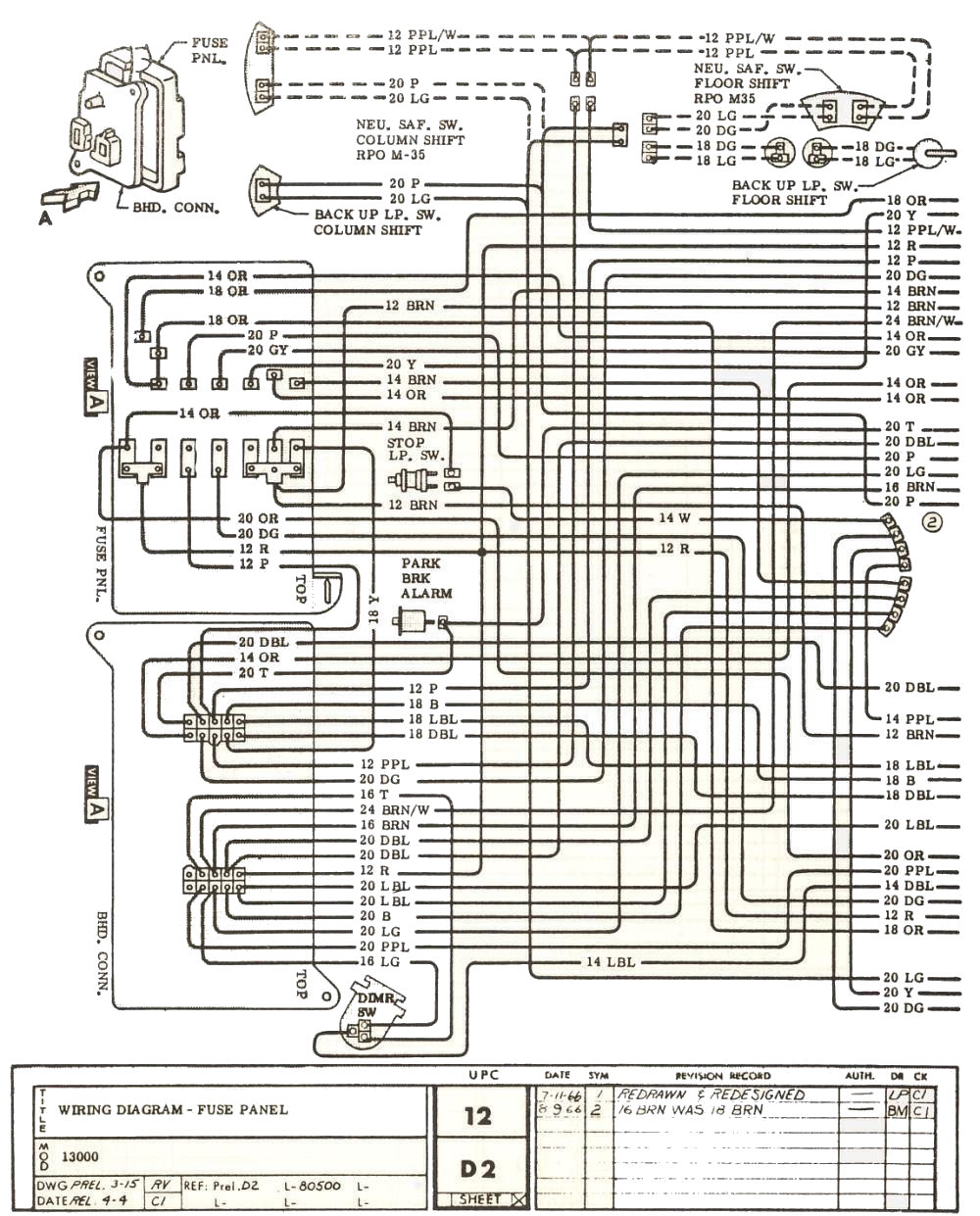 Diagram 1966 Chevelle Dash Wiring Harness For File Wm72725 67 Pontiac Tach