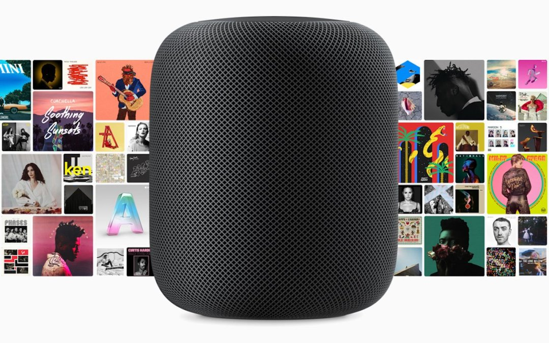 Apple's HomePod Smart Speaker Coming Soon