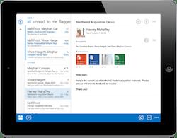 Outlook-iPad