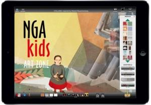 NGA Kids Zone