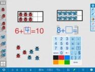 Number frames