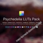 IWLTBAP Psychedelia Luts Pack for Final Cut X, Photoshop, Premiere, After Effects, Lightroom etc (Win/macOS)