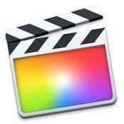 Final Cut Pro 10 torrebt icon