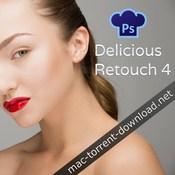 Delicious retouch panel 4 icon